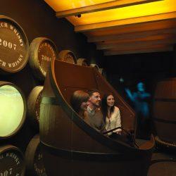 Edinburgh: The Scotch Whisky Experience – Silver Tour